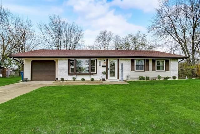 901 Santuit Court, Schaumburg, IL 60194 (MLS #11054494) :: Ryan Dallas Real Estate