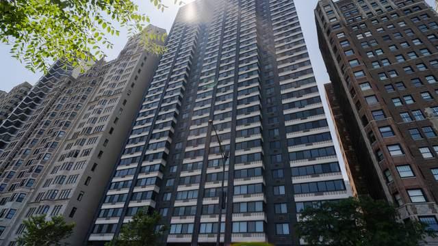 1440 N Lake Shore Drive 29B, Chicago, IL 60610 (MLS #11054500) :: RE/MAX Next