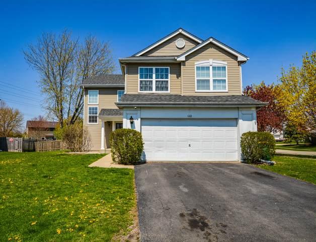 662 E Weston Court, Round Lake Beach, IL 60073 (MLS #11054534) :: Helen Oliveri Real Estate