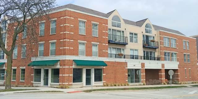 1800 Dewes Street #310, Glenview, IL 60025 (MLS #11054544) :: Helen Oliveri Real Estate