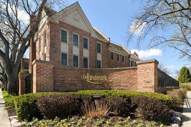 20 Landmark, Northfield, IL 60093 (MLS #11054577) :: The Dena Furlow Team - Keller Williams Realty