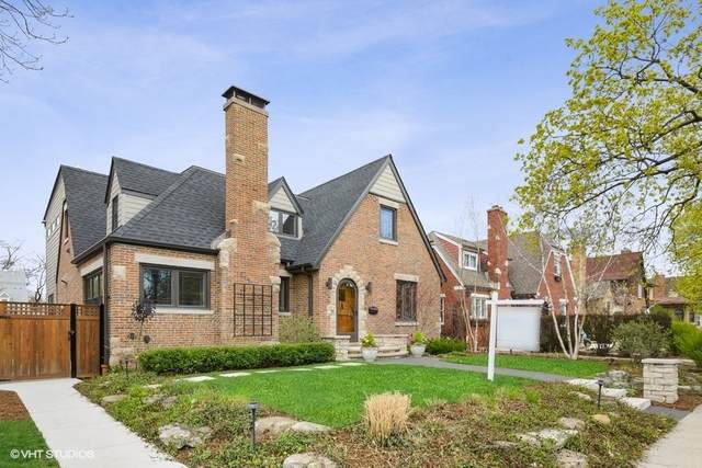 5908 N Kenneth Avenue, Chicago, IL 60646 (MLS #11054581) :: RE/MAX IMPACT