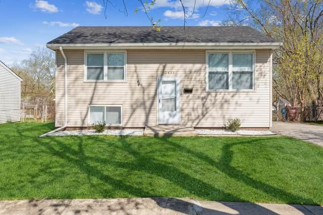 2435 Apache Avenue, Sauk Village, IL 60411 (MLS #11054613) :: RE/MAX IMPACT