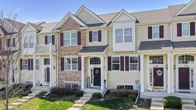 582 Treble Lane, Volo, IL 60073 (MLS #11054643) :: Helen Oliveri Real Estate