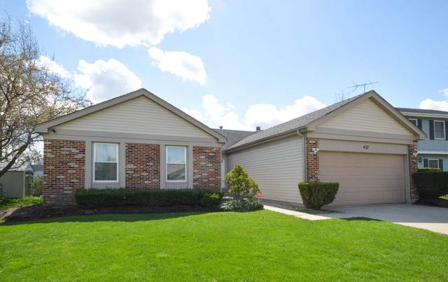 437 Caren Drive, Buffalo Grove, IL 60089 (MLS #11054657) :: Lewke Partners