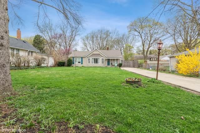 734 S 5th Avenue, Des Plaines, IL 60016 (MLS #11054660) :: Helen Oliveri Real Estate