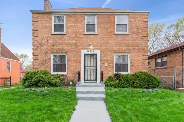14226 S Clark Street, Riverdale, IL 60827 (MLS #11054751) :: RE/MAX IMPACT