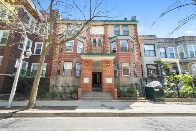 923 W Cullom Avenue 2E, Chicago, IL 60613 (MLS #11054755) :: Touchstone Group