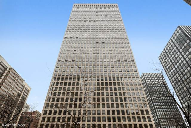 260 E Chestnut Street #3106, Chicago, IL 60611 (MLS #11054786) :: Carolyn and Hillary Homes