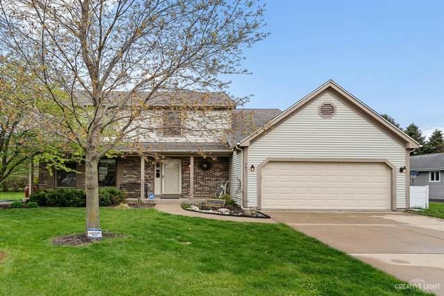 541 Rees Street, Hinckley, IL 60520 (MLS #11054796) :: Helen Oliveri Real Estate