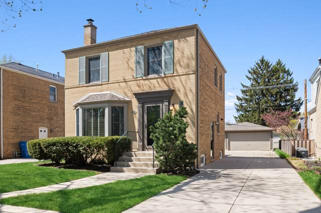 7126 N Mcalpin Avenue, Chicago, IL 60646 (MLS #11054833) :: RE/MAX IMPACT