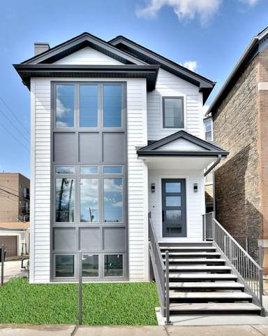4014 N Bell Avenue, Chicago, IL 60618 (MLS #11054847) :: Touchstone Group