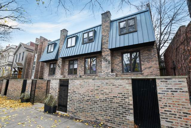 1848 N Hudson Street H, Chicago, IL 60614 (MLS #11054868) :: The Perotti Group
