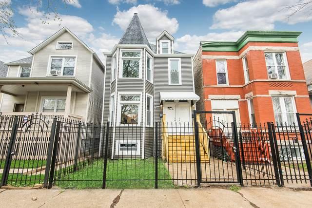 1821 N Tripp Avenue N, Chicago, IL 60639 (MLS #11054880) :: Helen Oliveri Real Estate