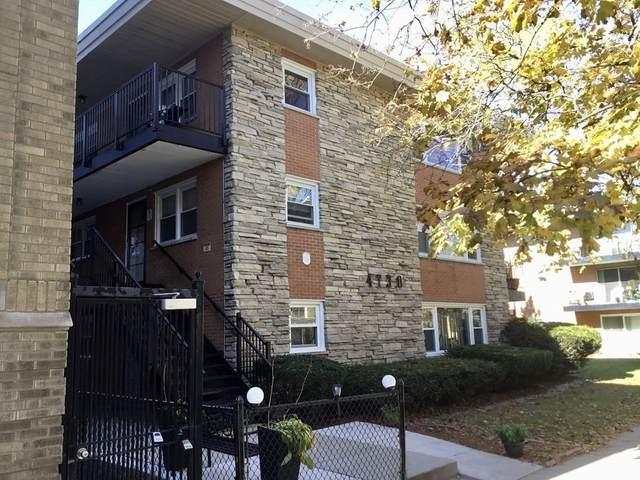 4730 N Kenneth Avenue 1E, Chicago, IL 60630 (MLS #11054885) :: Helen Oliveri Real Estate