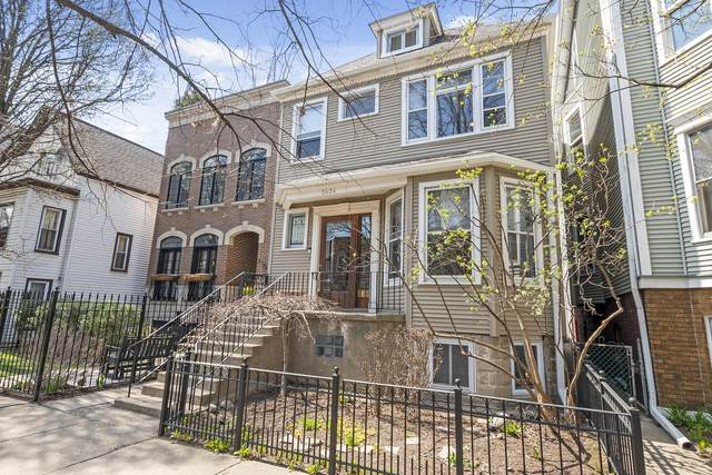 3434 N Leavitt Street, Chicago, IL 60618 (MLS #11054914) :: The Dena Furlow Team - Keller Williams Realty
