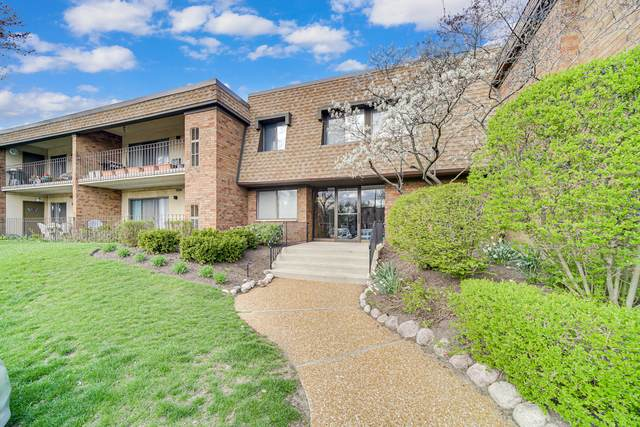 210 Old Oak Drive #165, Buffalo Grove, IL 60089 (MLS #11054945) :: Helen Oliveri Real Estate