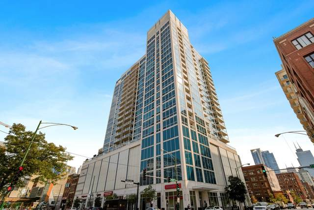 757 N Orleans Street #1907, Chicago, IL 60654 (MLS #11054949) :: The Perotti Group