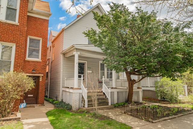 4243 N Wolcott Avenue, Chicago, IL 60613 (MLS #11054974) :: The Dena Furlow Team - Keller Williams Realty
