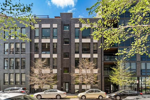 1014 N Larrabee Street 1N, Chicago, IL 60610 (MLS #11054987) :: Touchstone Group
