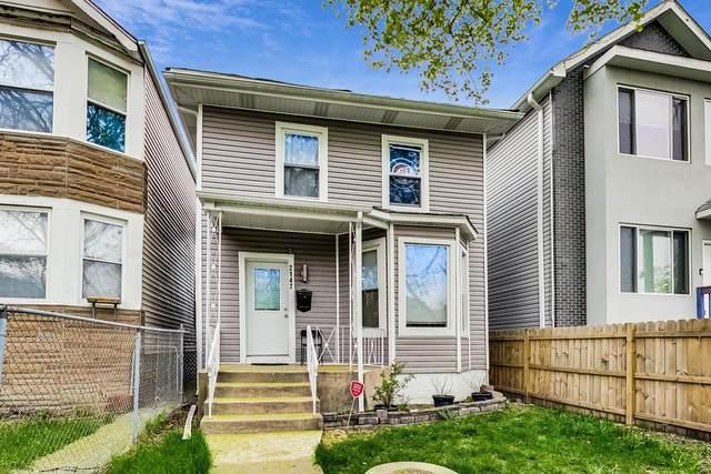 2147 N Kenneth Avenue, Chicago, IL 60639 (MLS #11054988) :: Helen Oliveri Real Estate