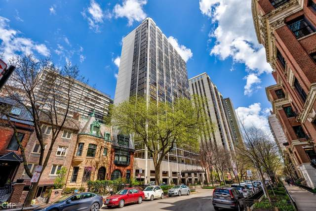 50 E Bellevue Place #1706, Chicago, IL 60611 (MLS #11055040) :: RE/MAX Next