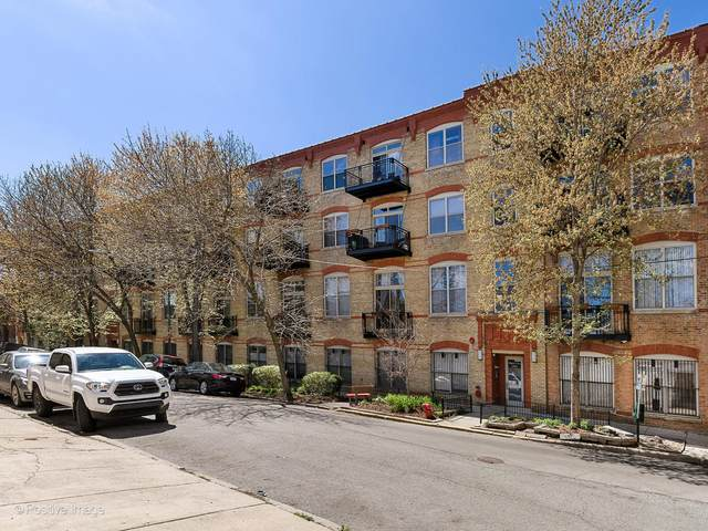 1740 N Maplewood Avenue #119, Chicago, IL 60647 (MLS #11055049) :: Littlefield Group