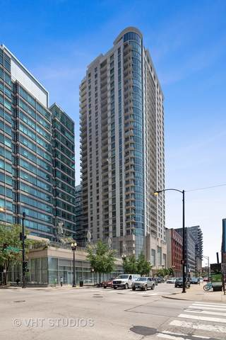 125 S Jefferson Street #3008, Chicago, IL 60661 (MLS #11055073) :: The Spaniak Team
