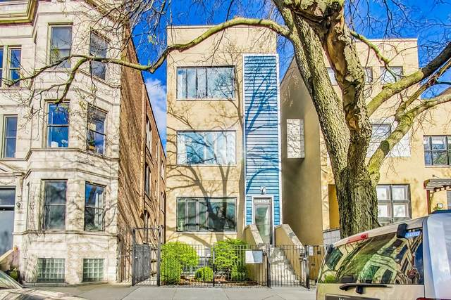 1425 N Leavitt Street #1, Chicago, IL 60622 (MLS #11055079) :: The Perotti Group