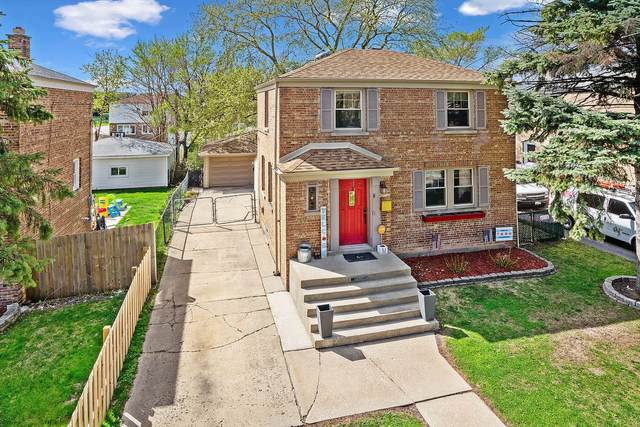 11452 S Rockwell Street, Chicago, IL 60655 (MLS #11055141) :: RE/MAX IMPACT