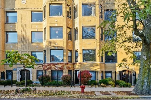 3102 W Lyndale Street 3B, Chicago, IL 60647 (MLS #11055149) :: Touchstone Group