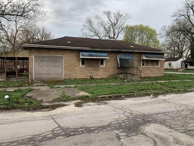 15701 Paulina Street, Harvey, IL 60426 (MLS #11055156) :: Carolyn and Hillary Homes