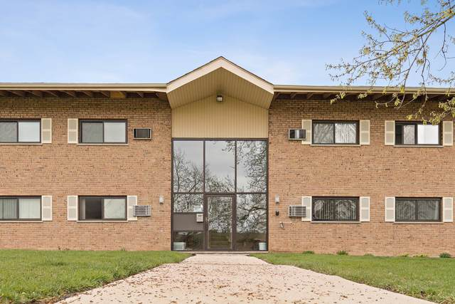 7413 Brookdale Drive #105, Darien, IL 60561 (MLS #11055237) :: Littlefield Group