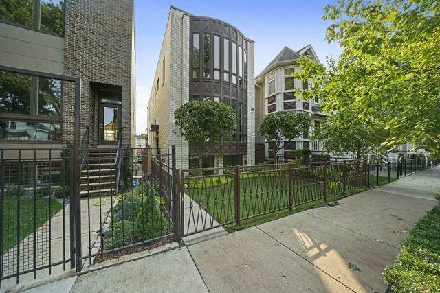 3011 N Oakley Avenue, Chicago, IL 60618 (MLS #11055266) :: Touchstone Group