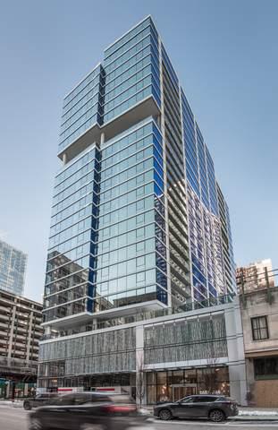 60 E Randolph Street 25A, Chicago, IL 60601 (MLS #11055277) :: Touchstone Group