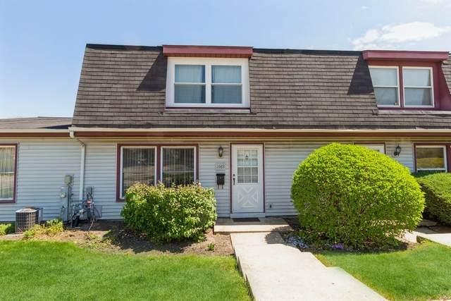 1965 Liberty Place #5654, Hoffman Estates, IL 60169 (MLS #11055307) :: Littlefield Group