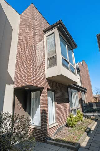 1757 N Paulina Street H, Chicago, IL 60622 (MLS #11055316) :: The Perotti Group