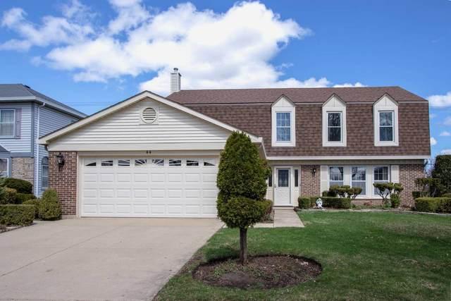 44 E Canterbury Lane, Buffalo Grove, IL 60089 (MLS #11055327) :: BN Homes Group