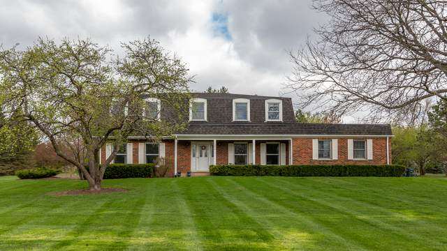 1276 Aberdeen Road, Inverness, IL 60067 (MLS #11055328) :: Helen Oliveri Real Estate