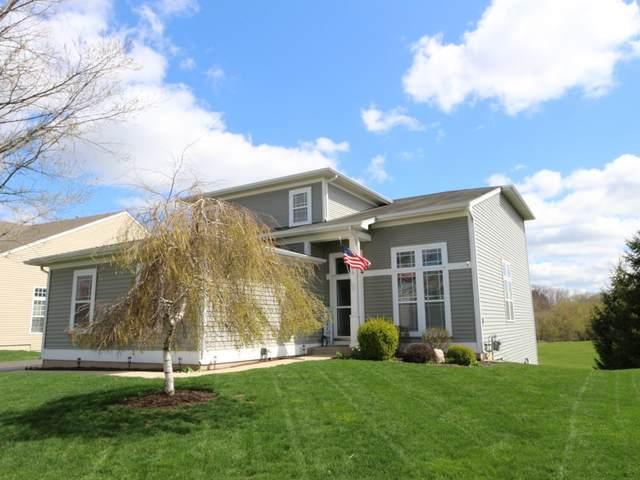 2106 Preswick Lane, Woodstock, IL 60098 (MLS #11055379) :: Lewke Partners