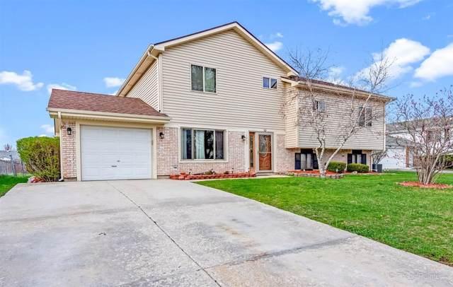 1540 Schooner Lane, Hanover Park, IL 60133 (MLS #11055413) :: Ryan Dallas Real Estate