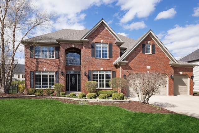 2215 Spartina Lane, Naperville, IL 60564 (MLS #11055470) :: Helen Oliveri Real Estate