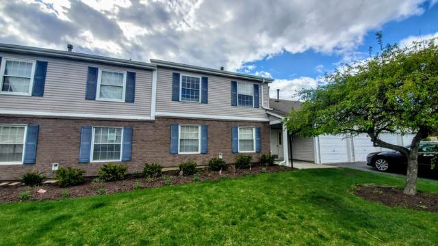 324 Mulberry Court D1, Bartlett, IL 60103 (MLS #11055517) :: RE/MAX IMPACT
