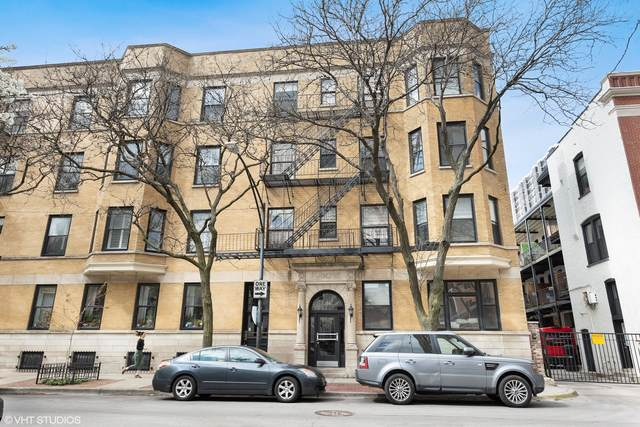 210 W Eugenie Street 2S, Chicago, IL 60614 (MLS #11055560) :: The Perotti Group