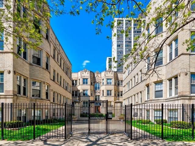 816 W Sunnyside Avenue 3B, Chicago, IL 60640 (MLS #11055568) :: Touchstone Group