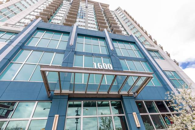 1600 S Indiana Avenue #501, Chicago, IL 60605 (MLS #11055604) :: Touchstone Group