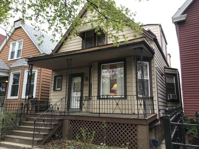 2443 N Lawndale Avenue, Chicago, IL 60647 (MLS #11055618) :: The Perotti Group