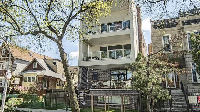2901 W Belden Avenue #3, Chicago, IL 60647 (MLS #11055702) :: Touchstone Group