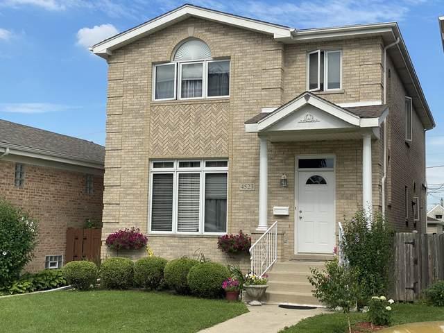 4523 N Newland Avenue, Harwood Heights, IL 60706 (MLS #11055712) :: RE/MAX IMPACT