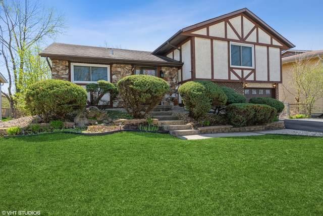 3509 Fountainbleau Drive, Hazel Crest, IL 60429 (MLS #11055715) :: Ryan Dallas Real Estate